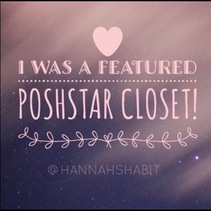 💜⭐️ I'm a Poshstar today! Come play!! ⭐️💜
